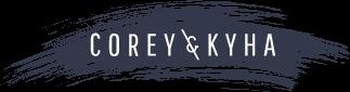 Corey & Kyha Logo