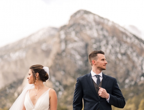 Kieran & Sarah // Colorado Wedding